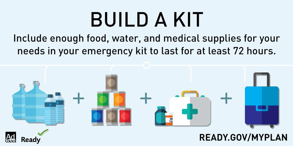 FEMA Build a Kit Graphic JPEG