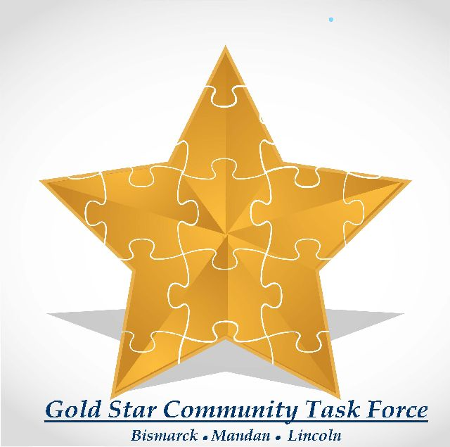 Mayors Gold Star Task Force logo