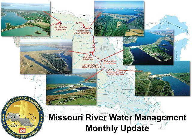 Missouri River Water Management Monthly Update
