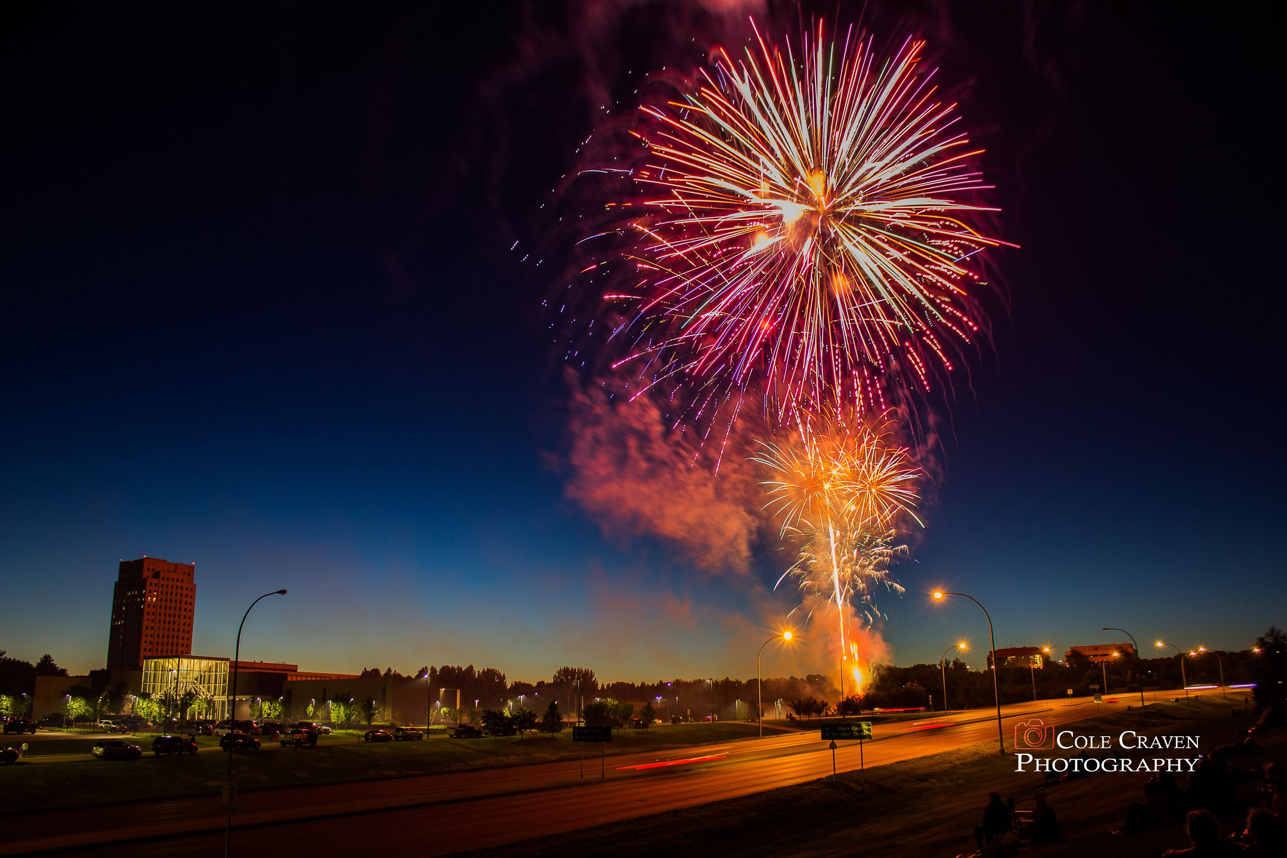 A North Dakota Capital 4th of July - Photo Credit: Cole Craven