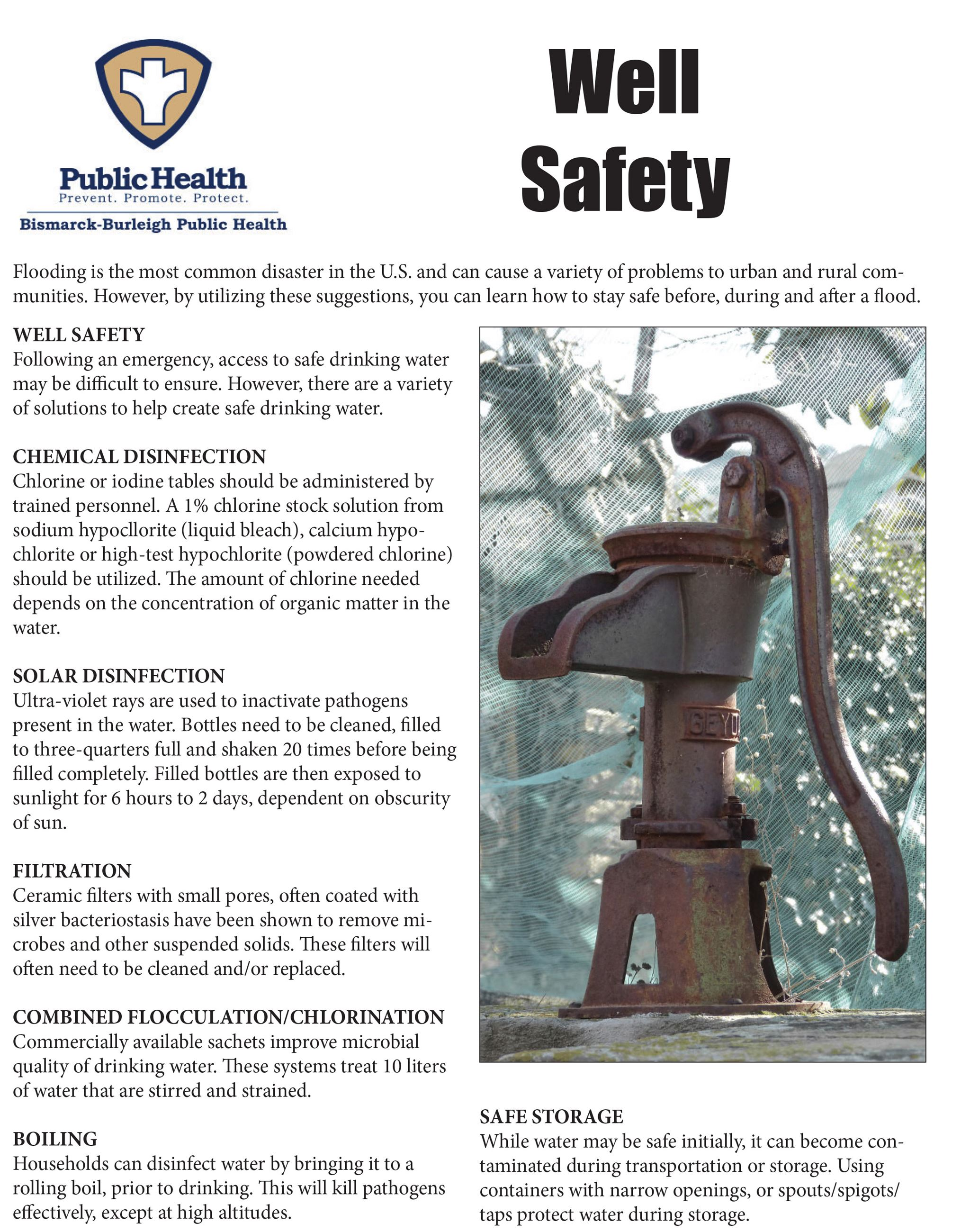 Well Safety BBPH-1