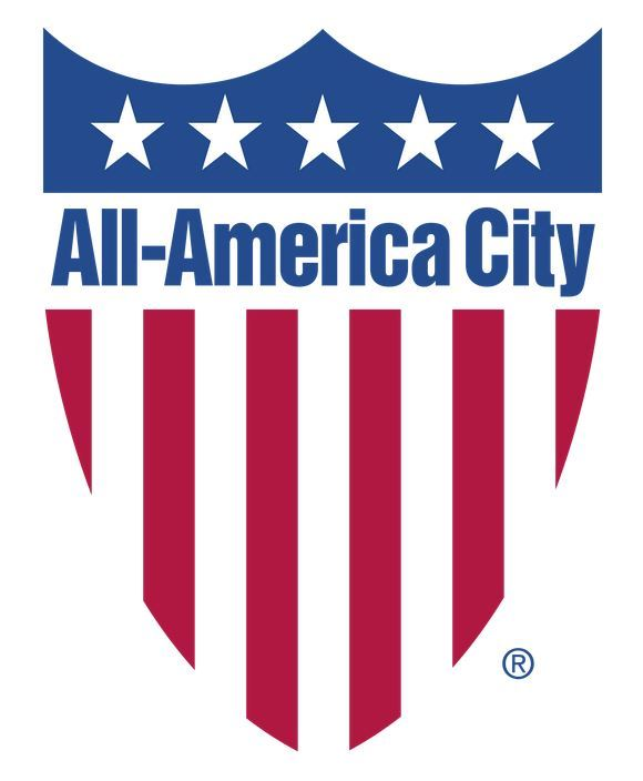 All-America City Logo