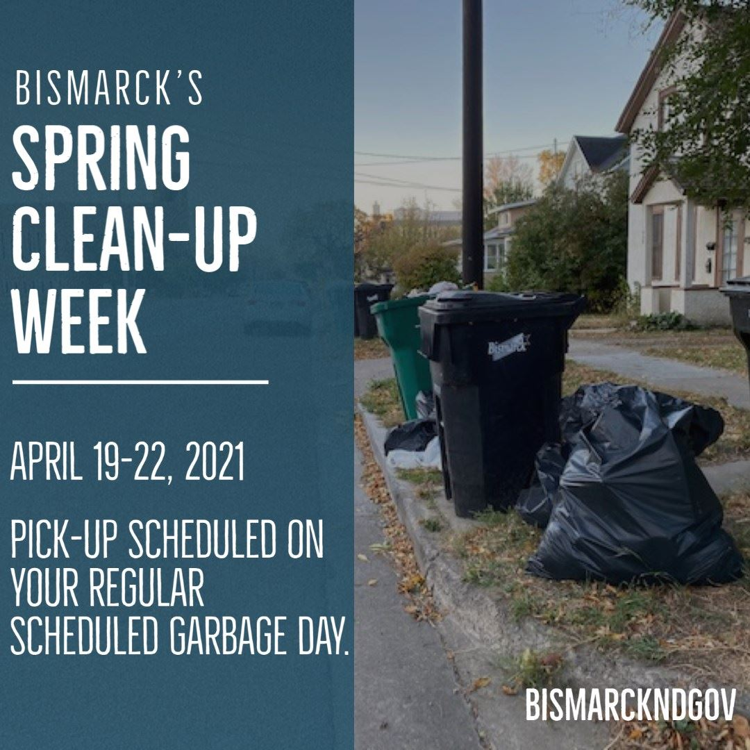 Spring Clean-up Week 2021