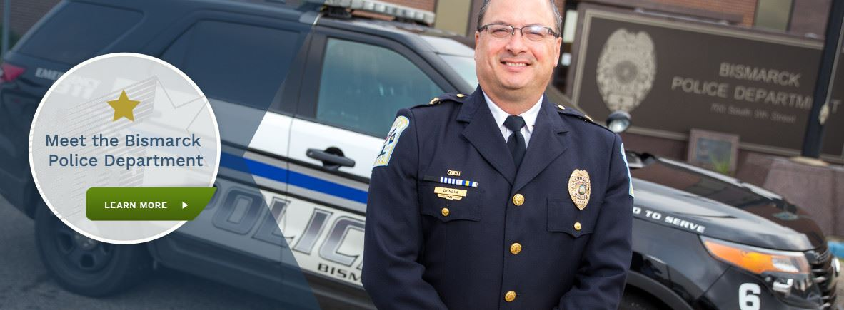 Meet the Bismarck Police Department